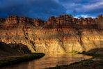 colorado river, canyonlands