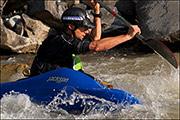 Aaron Kayaking The Hoback