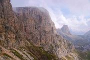Trail to Alpe di Tires