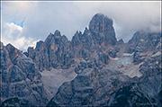 Piz Popena, Dolomite Alps