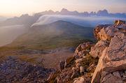 Sciliar Schlern, Mt. Pez, Dolomite Alps