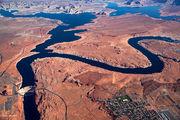 Glen Canyon Aerial