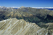 Mount Elbert and Ellingwood Ridge