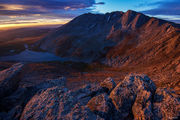 Mount Evans Autumn Sunrise