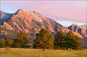 Bear Peak, Flatirons, Boulder Open Space and Mountain Parks