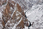 Black Canyon Of The Gunnison National Park, CO, Pulpit Rock