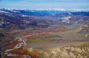 Gros Ventre Basin Aerial