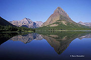 Grinnel Point, Swiftcurrent Lake, Glacier National Park