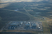 jonah field, compressor station