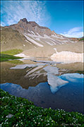 Yankee Boy Basin, Wright Lake, Uncompahgre National Forest