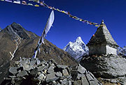 Ama Dablam, Everest Region, Sagarmatha National Park