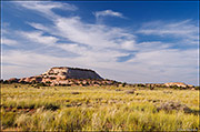 Aztec Butte Afternoon