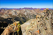 Elk Range, Conundrum Peak, Maroon Bells-Snowmass Wilderness