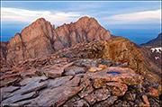 Humboldt Peak, Crestone Needle, Crestone Peak
