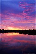 Derby Sunrise Reflection