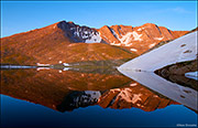 Fourteeners, Mount Evans Wilderness Area