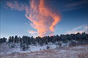 Winter Wave Cloud