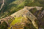 machu picchu, ruins