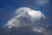 yerupaja, lenticular cloud