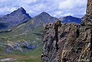 Wetterhorn and Matterhorn