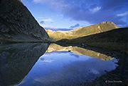 Whitecross Mountain Reflection