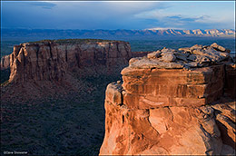 Book Cliffs, Grand Valley, Colorado National Monument