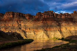 colorado river, canyonlands
