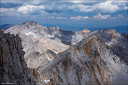 capitol peak, snowmass mountain, elk mountain range