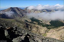 Culebra range, Sangre De Cristo Mountains