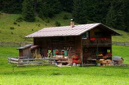 Val Gardena, Dolomite Alps