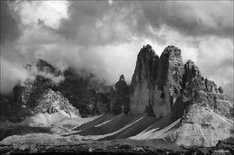 Tre Cime D' Lavaredo, Cima Grande, Dolomite Alps