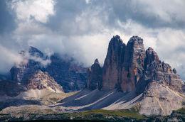 Tre Cime Laverado, Dolomite Alps