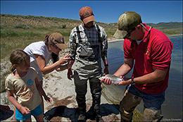 Soda Lake Wildlife Management Area, audubon rockies