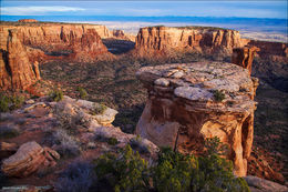 grand valley, colorado national monument