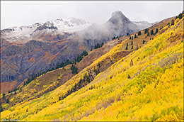 Hayden Mountain, Ironton Ghost Town, Red Mountain pass