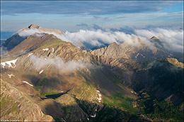 Sangre De Cristo Wilderness Area, Colorado, Kit Carson Mountain, Humboldt Peak