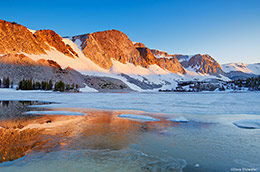 old main, snowy range