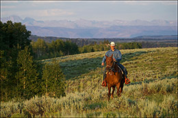 Riding The Upper Hoback