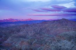 Heart Mountain Sunrise