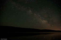 Soda Lake Wildlife Management Area, audubon rockies, milky way