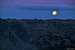 New Fork Canyon, Bridger Teton Wilderness