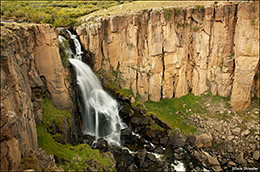 north clear creek falls, creede, lake city