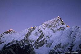 Nuptse, Sagarmatha National Park
