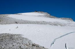 Styggebrean Glacier, Spiterstulen