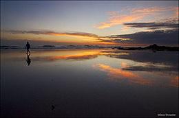 Playa Grande Fisherman Sunset