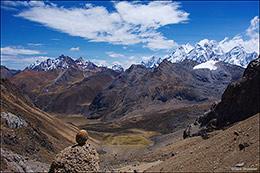 punta cuyoc, huanacpatay valley