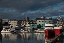 reykjavik, harbor