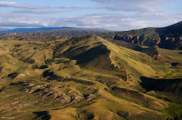 Shirley Mountains Aerial