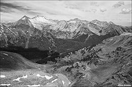 snowmass mountain, capitol peak