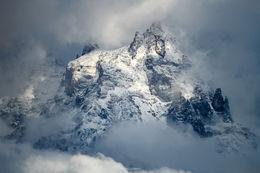 Grand Teton, Teton Range